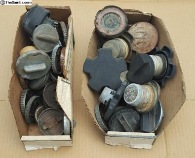 Gas Oil Caps