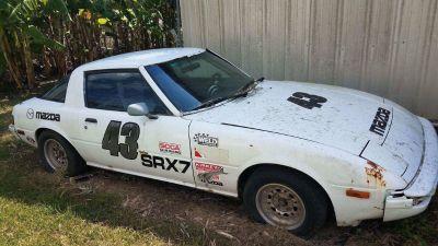 1985 Mazda RX-7 ex SCCA car