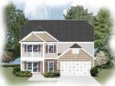 The Cypress by Eastwood Homes: Plan to be Built