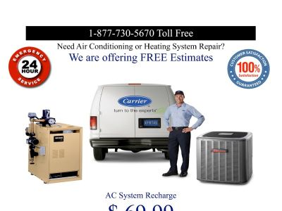 Staten Island HVAC Affordable Air Conditioning Repair & Freon