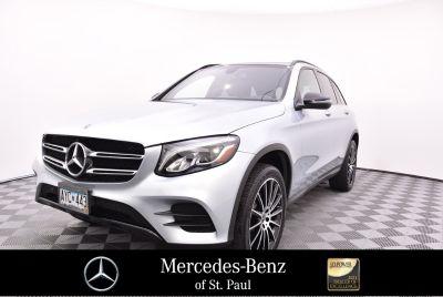 2018 Mercedes-Benz GLC (silver)
