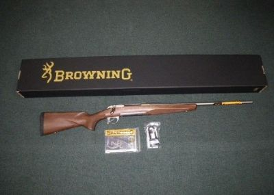 "Browning X-Bolt Stainless Hunter 270 WSM 23"" NIB"