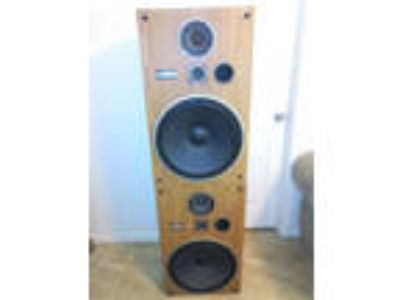 Pair Pioneer CS-G403 3 Way Speakers