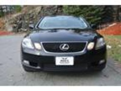 Used 2007 LEXUS GS 350 AWD For Sale