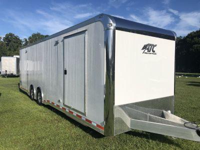 New 8.5 x 28 ATC Race Trailer