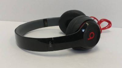 Beats Solo 2 Wired - Gloss Black