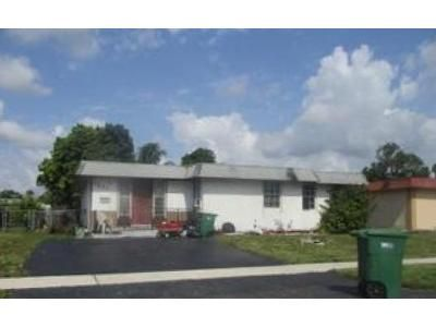 3 Bed 2 Bath Foreclosure Property in Fort Lauderdale, FL 33321 - NW 67th Ave