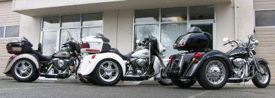 Buy Harley-Davidson FLH/FLT Trike Kit 1987-2012 motorcycle in Enumclaw, Washington, US, for US $6,790.50