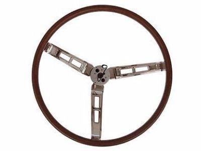 Buy MOPAR 1966-69 A-Body, B-Body, C-Body - Rallye Woodgrain Steering Wheel 260-69W motorcycle in Capac, Michigan, United States, for US $439.95