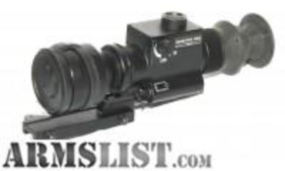 For Sale: night vision