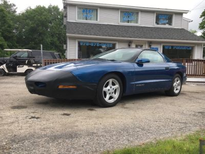 1996 Pontiac Firebird Base (Blue)