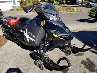 2013 Ski Doo Summit X 800 ETEC