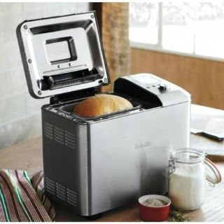 BREVILLE BREAD MAKER BRAND NEW, comes with recipe book- cross posted PAID $280!!!