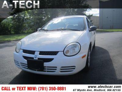 2004 Dodge Neon SE (Stone White)