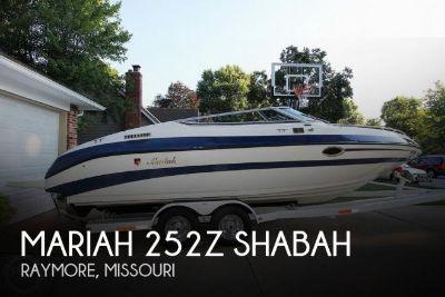 1997 Mariah Z252 Shabah