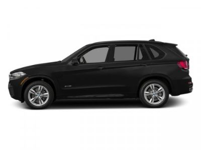 2015 BMW X5 xDrive35i (Jet Black)