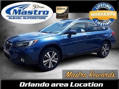 2019 Subaru Outback (Abyss Blue Pearl)