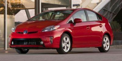 2015 Toyota Prius II (HITE)