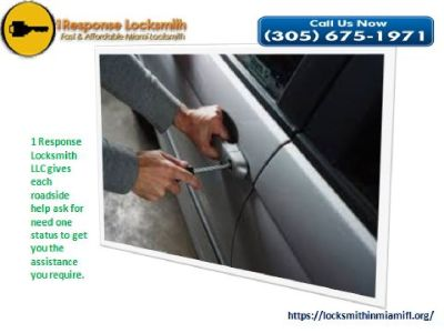 Looking for reliable service then Contact Locksmith Miami