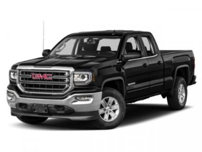 2019 GMC Sierra 1500 Limited SLE (Onyx Black)
