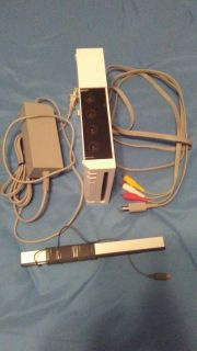 Nintendo Wii cables only