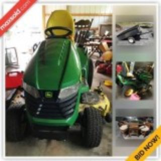 Coopersburg Downsizing Online Auction - Ebert Road