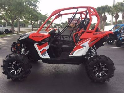 2017 Can-Am MAVERICK X MR Sport Side x Side ATVs Stuart, FL