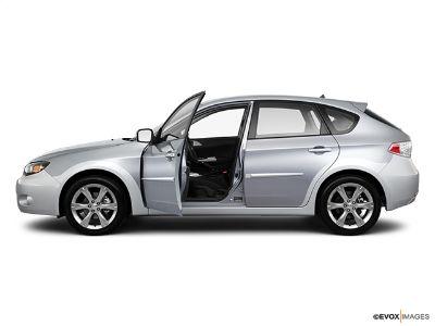 2010 Subaru Impreza Outback Sport (ORANGE)
