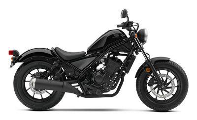2017 Honda Rebel 300 ABS Cruiser Motorcycles Roca, NE