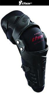 Find Thor Force Black Knee Shin Guard Dirt Bike Motocross 2014 motorcycle in Ashton, Illinois, US, for US $89.95