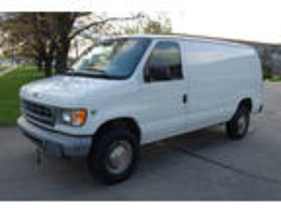 2000 Ford E350 PowerStroke