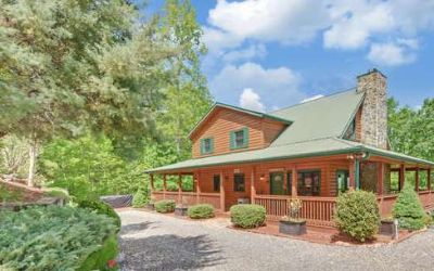 334 Fort Mtn Road Blairsville Two BR, TIRED OF LOOKING AT THE