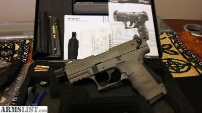 For Sale: walther p22 tactical