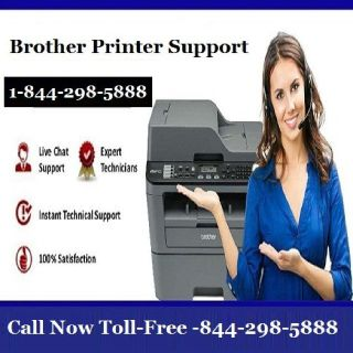 Brother Printer Technical Support  - 1-844-298-5888