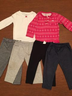 9 Month Baby Girl Lot