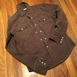 Western style button up