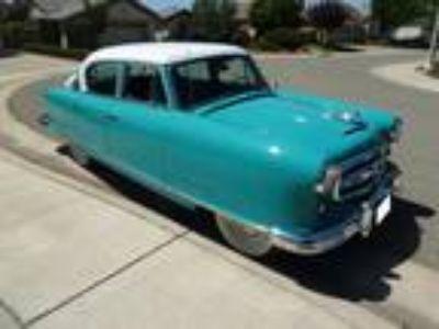 1954 Nash Rambler 4 Doors Sedan