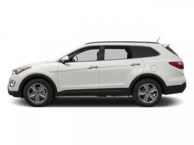 2013 Hyundai Santa Fe Limited (Monaco White)