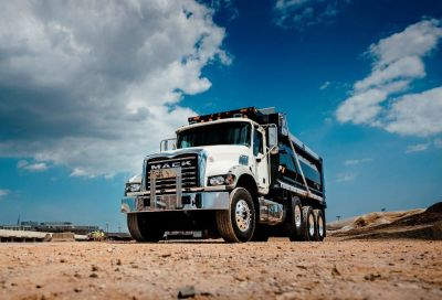 Dump truck financing - All credits are welcome