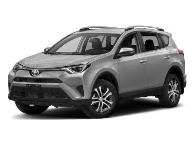 2018 Toyota RAV4 LE (Silver)
