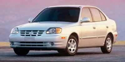 2003 Hyundai Accent GL ()