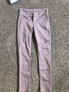 Women s high waisted colored jeans