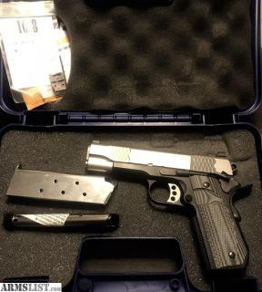 For Sale: Smith & Wesson 1911SC commander size