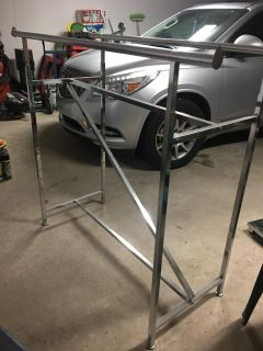 Adjustable Clothing Racks ~ PPU Only