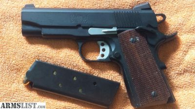 For Sale: Springfield Armory 1911 LW Compact.