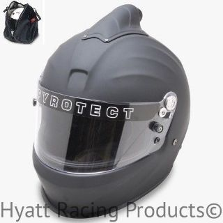 Purchase Pyrotect SA2015 ProSport Top Forced Air Auto Racing Helmet - All Sizes & Colors motorcycle in Bend, Oregon, United States, for US $299.00