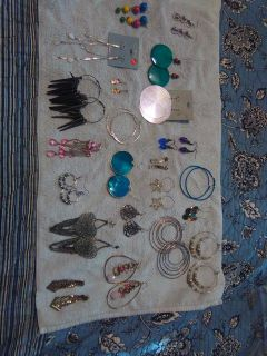 Earring Lot 23 Pairs