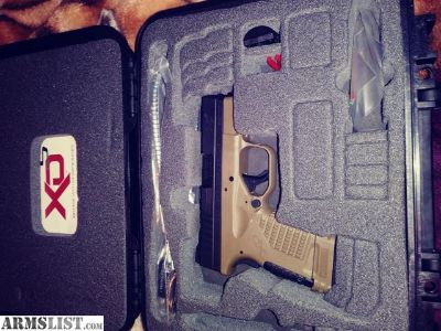 For Sale: Brand new never fired xds 9mm trade