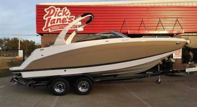 2018 Four Winns HD240 Deck Boats Afton, OK