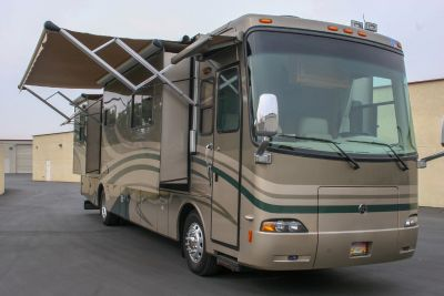 2007 Holiday Rambler ENDEAVOR 38PDQ